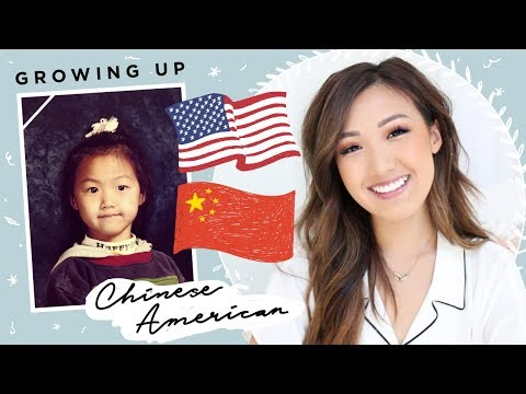 Growing Up Chinese American   MY STRUGGLES