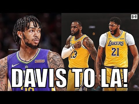 How the Los Angeles Lakers FINESSED the Pelicans in the Anthony Davis Trade!
