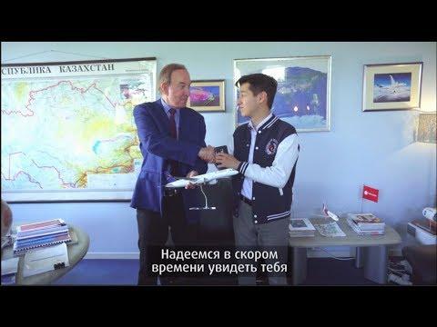 Boeing выкупил проект самолета у казахстанского школьника Евгения Демиденко