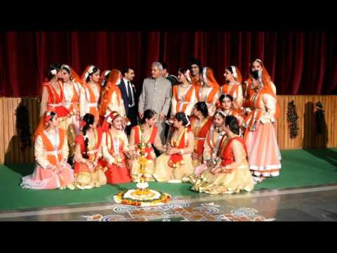 Inter School Dance and Song Competition prize distribution