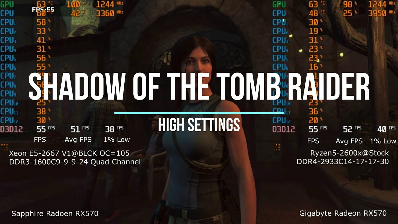 1080p gaming with Xeon E5-2667 V1 at high settings in 2019?