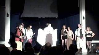 Happy Days Are Here Again by Bombs Away Cabaret Asheville. Thumbnail
