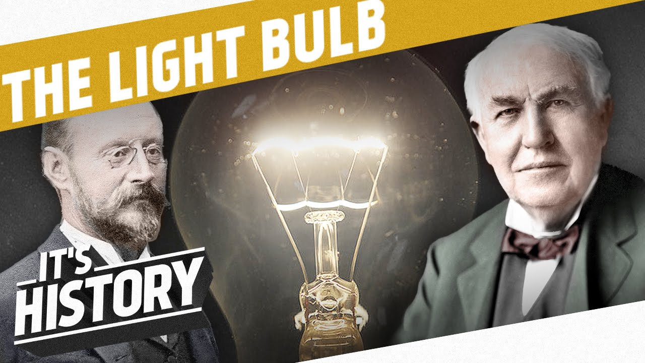 Let There Be Light - The Invention Of The Light Bulb I THE ...