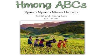 Read aloud of the book, Hmong ABCs by Kha Yang Xiong