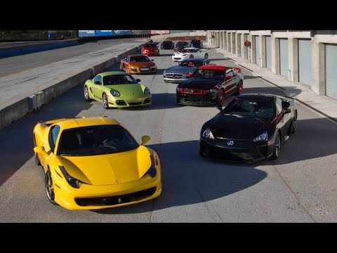 Picking the 2011 Best Drivers Car - Part 1 - The Downshift Episode
