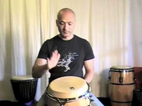 i need to know how to play congas