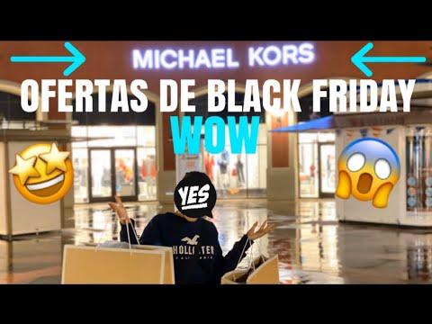 MICHAEL KORS HAUL/PRECIOS DE BLACK FRIDAY/VIERNES NEGRO PRE VENTA/QUE COMPRAMOS!