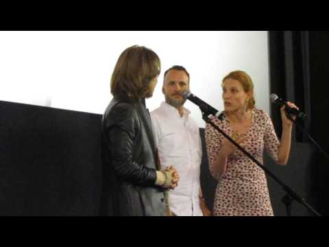 Q&A Yoshiki & Stephen Kijak on the Beat Film Festival 03.06.2016.Part 1