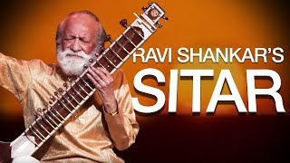 Ravi Shankar's sitar: taking India to the world