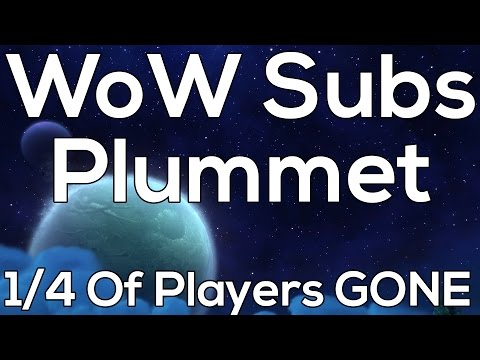 WoW Subscribers PLUMMET By 2.9 Million -...