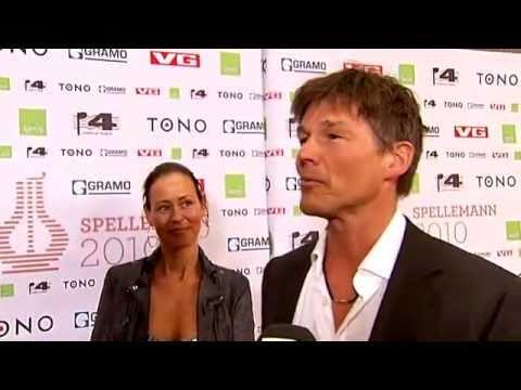 Morten Harket & Mage Furuholmen Interviews On spellemanns prisen 2011, 5 Mars!!!