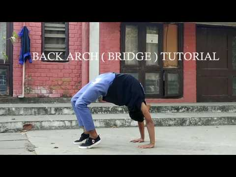 How To Back Arch ( Bridge ) Tutorial | Exercise | Stretching | Warm Up Back Bends | Hindi / English