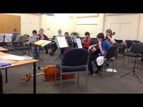 Half Term Holiday Strings 2014