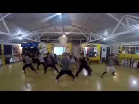 A ti te encanta remix - Alexis & Fido Ft. Wisin, don Miguelo Coreografia JayD Real Pud Crew Colombia