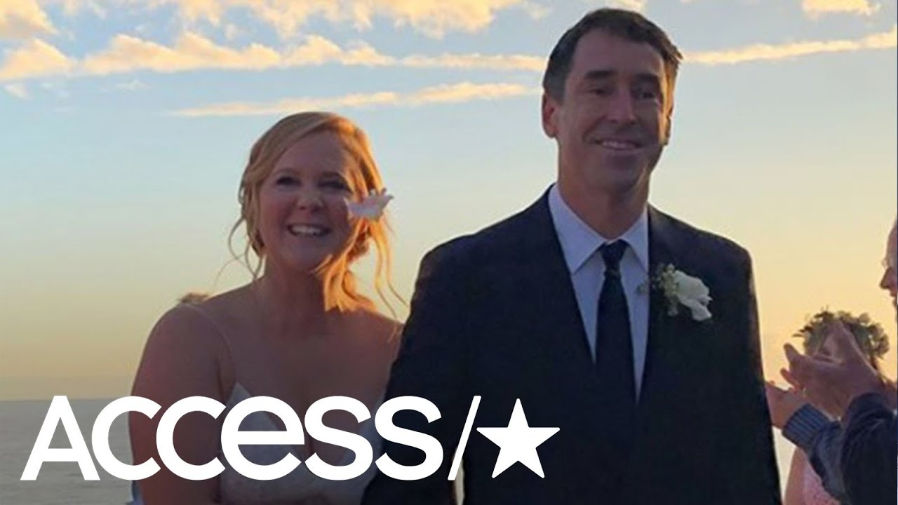 Amy Schumer Says She and Husband Chris Fischer Had the 'Best Time' at Jennifer Lawrence's Wedding