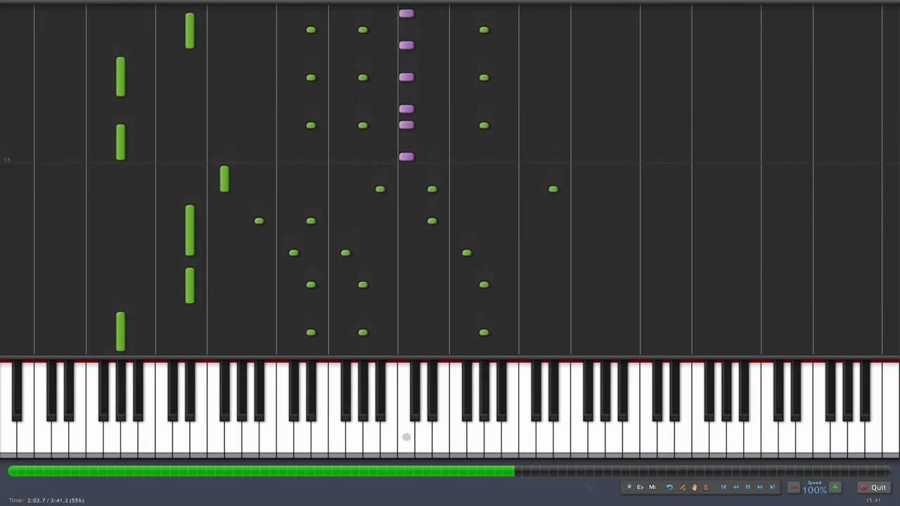 Los Del Rio Macarena Piano Cover Chords Chordify