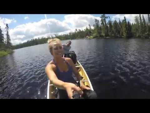 Fit Foodie Travels: Boundary Waters, MN