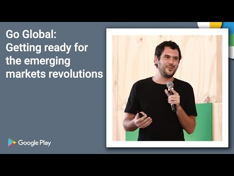 Playtime 2016 - Go global: Getting ready for the emerging markets  revolution, by Papumba
