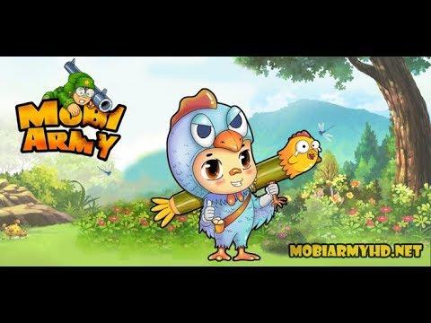 Tải game Mobi Army