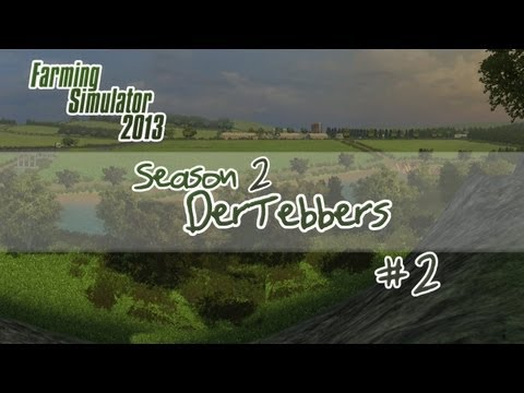 Farming Simulator 2013 - S2E2 Part 2 - How Does a Water Tanker Work?