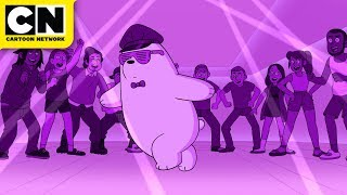 We Bare Bears | Disco Dance Party | Cartoon Network
