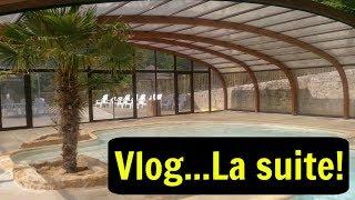 Vlog - Camping Moulinal à Biron en Dordogne...suite et fin 😘🌼