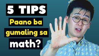 Vlog #4: Five Tips Kung Paano Gumaling Sa Math