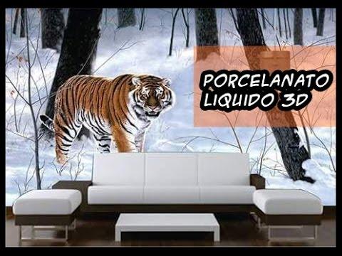 porcelanato liquido 3d imagens inspira o muito lindo decorarmoveiscaseiros youtube. Black Bedroom Furniture Sets. Home Design Ideas