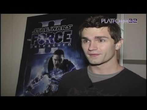 Star Wars: The Force Unleashed II - Sam Witwer Interview - Platform32
