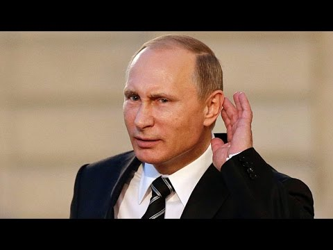 Vladimir Putin Speaks English Compilation Youtube