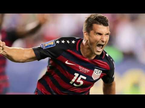 Eric Lichaj Scores First International Goal | Milestones, Presented by Liberty Mutual Insurance