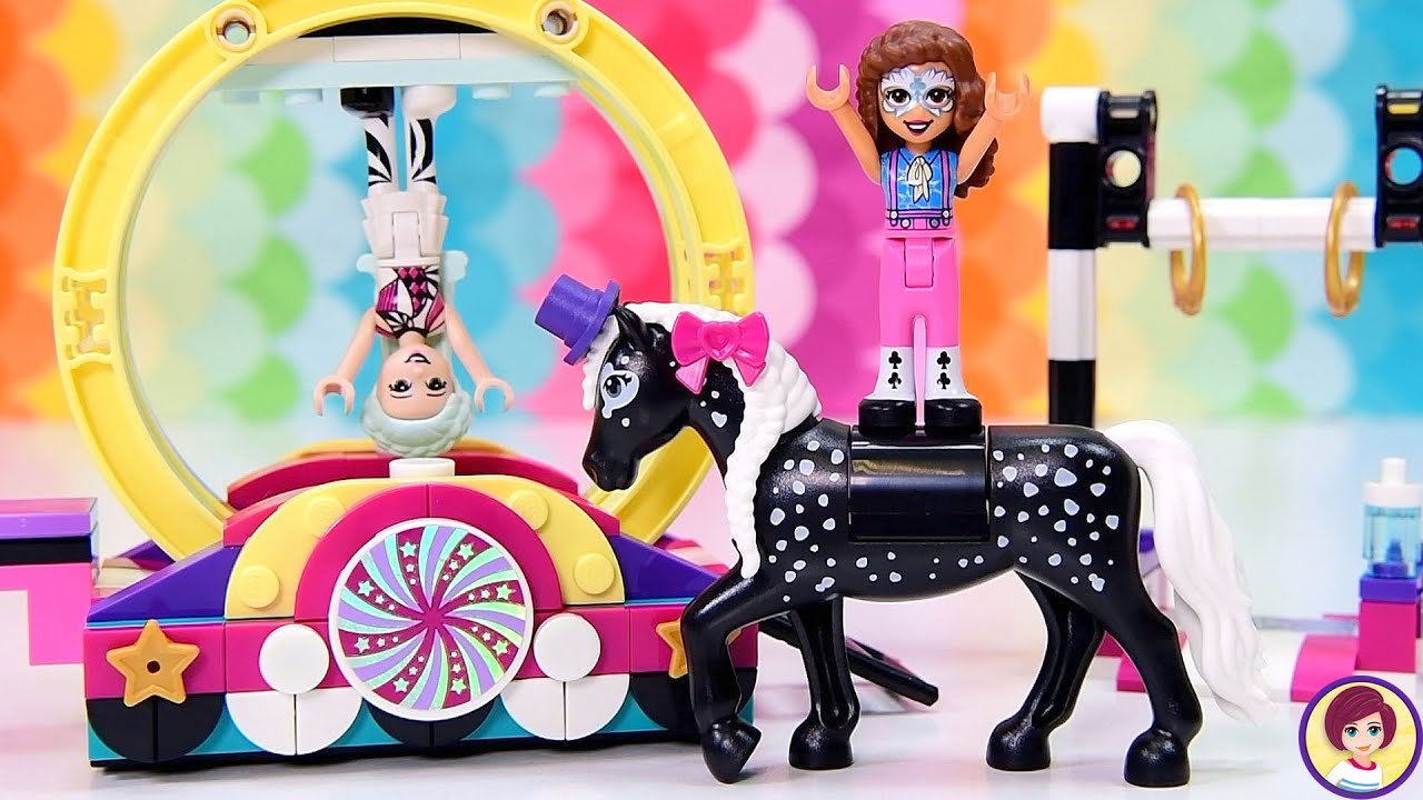 Do you like spinny things? Then have I got the Lego set for you! 🎪🎡