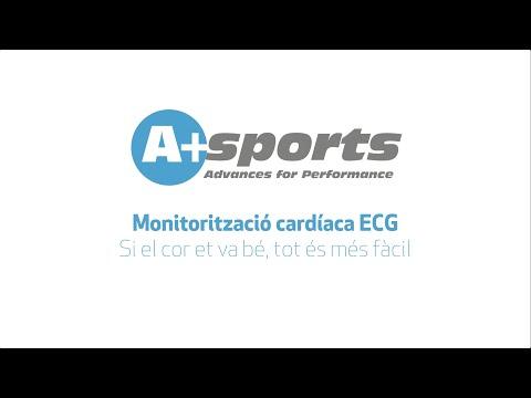 ASports + Monitorització Cardíaca: Prevenció d'afeccions del cor, la millor opció!