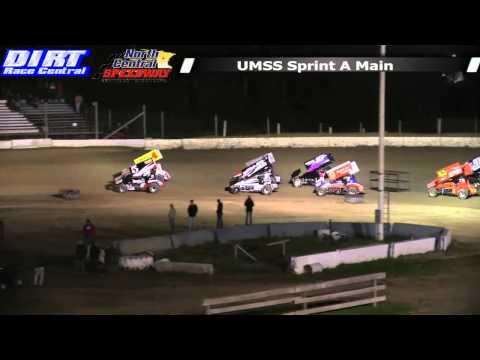 North Central Speedway 5 17 14 UMSS SPrint Races