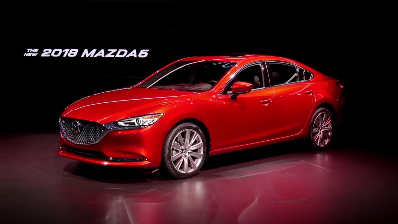Roger Beasley Mazda South >> The New 2018 Mazda6 Roger Beasley Mazda Youtube