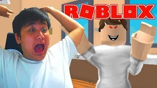 ESCAPE FROM the HAIR PRUNER-Roblox Indonesia