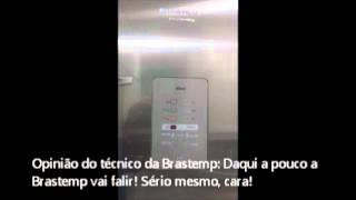 Brastemp Ative Inverse / BRE50 / BRM50 / Maxi Inverse - não gela