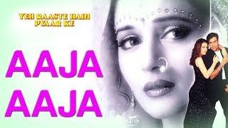 Aaja Aaja - Yeh Raaste Hain Pyaar Ke | Madhuri Dixit & Ajay Devgn | Asha Bhosle