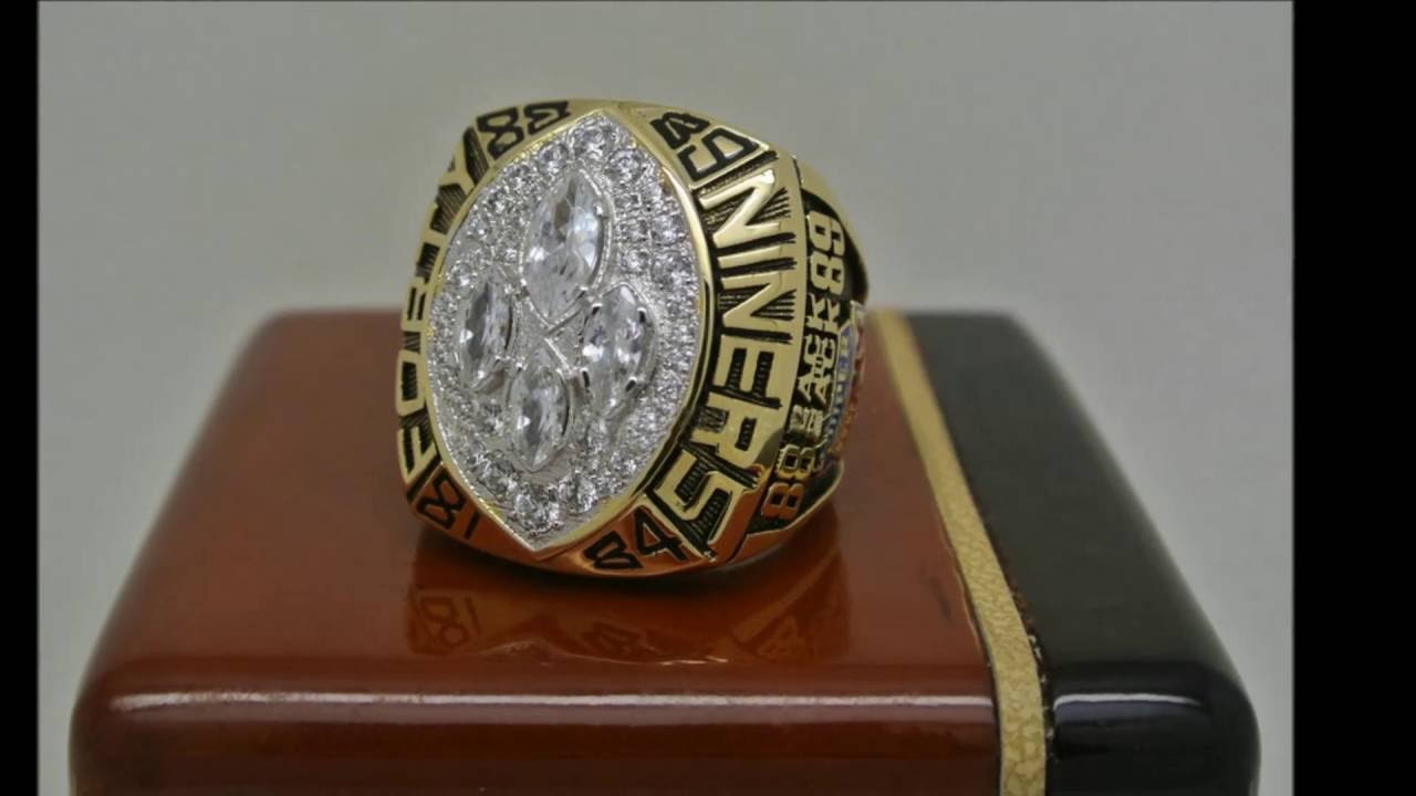 Nfl Super Bowl Ring Replicas