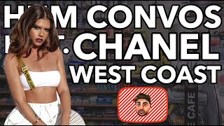 "HHM X Chanel West Coast Talk ""No Plans"", Why Music, Meeting Rob Dyrdek & More"