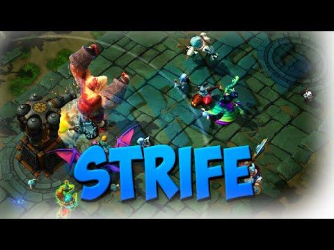 Strife - Darmowa gra MOBA