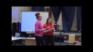 Song Writing Master class Mar 15 Olivia and Faye  - Heal