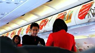Video Indonesia AirAsia Flight Review: QZ265 Singapore to Jakarta download MP3, 3GP, MP4, WEBM, AVI, FLV Juni 2018