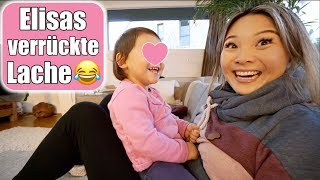 Elisa lacht sich kaputt 🤪 50000 für Johann Loop Live Reaktion! Plätzchen Teig machen | Mamiseelen