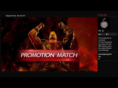 Tekken 7 : VGH - Video Gamers Hawaii - Live stream (Part 4)