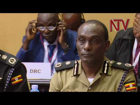 DRC joins East African Police Chiefs Cooperation as members meet in Kampala