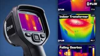 FLIR E4, E5, E6, E8 Thermal Imaging Cameras