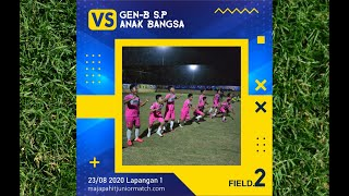SEMI FINAL II GEN B VS ANAK BANGSA