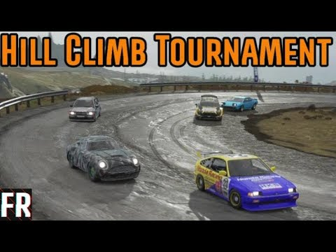 Forza Horizon 4 Challenge  - Hill Climb Tournament (Fortune Island) thumbnail