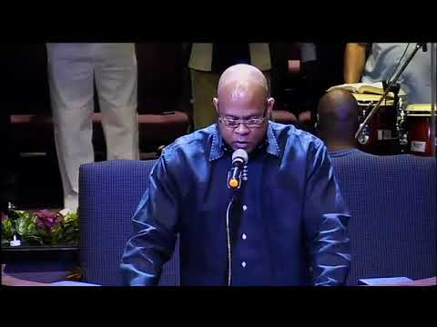 Rev Ray Walker I'm Better without my Baggage